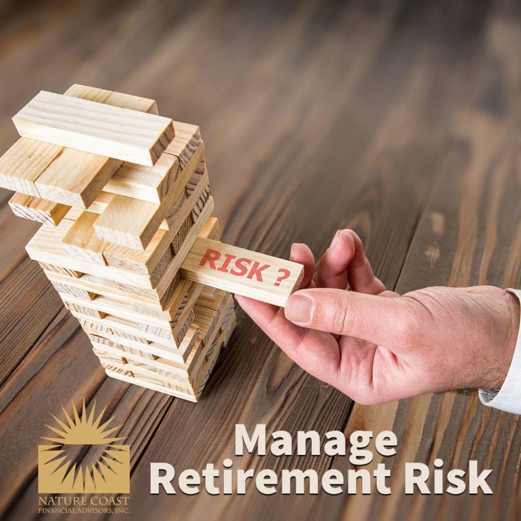 manage retirement risk